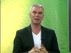 Maurício Saraiva fala sobre Grêmio e Renato Portaluppi - Tricolor gaúcho venceu o Vasco por 1 a 0 nessa quarta-feira pelo Brasileirão.