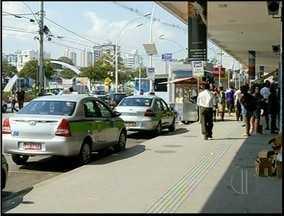 Transportes irregulares circulam livremente em Campos, RJ - Agentes piratas atuam na rodoviária do Centro.Motoristas oferecem viagens clandestinas aos passageiros.