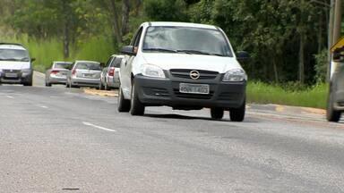 Estradas da Zona da Mata recebem reforço policial no feriado prolongado - Ações iniciaram nesta quinta-feira (14) e vão até segunda-feira (18). Objetivo é aumentar a segurança nas estradas federais e