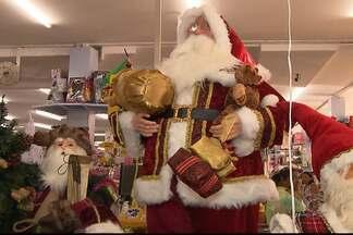 JPB2JP: Aumenta o movimento nas lojas de decoração na Capital - Tradição faz famílias enfeitarem as casas para o Natal.