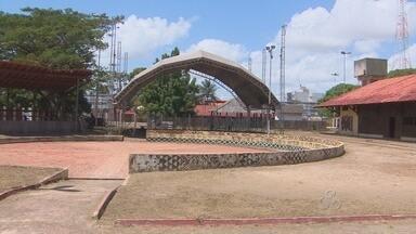 Na próxima segunda-feira (18) inicia o encontro de tambores em Macapá - NA PRÓXIMA SEGUNDA-FEIRA INICIA O ENCONTRO DOS TAMBORES. O PALCO DAS CELEBRAÇÕES, O CENTRO DE CULTURA NEGRA, NO BAIRRO DO LAGUINHO, ESTÁ QUASE PRONTO.
