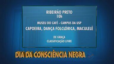 Atividades culturais marcam Dia da Consciência Negra em Ribeirão Preto - Data que relembra o dia da morte de Zumbi dos Palmares terá várias opções de lazer na região.
