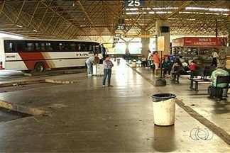 Rodoviária de Anápolis pode ser interditada se não cumprir regras de segurança - O Ministério Público deu prazo para a empresa que administra o terminal fazer os ajustes necessários.