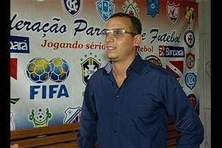 Eleição FPF: Três chapas se inscrevem - Antônio Carlos Nunes, Ulisses Sereni e Luiz Omar Pinheiro brigam pela presidência.