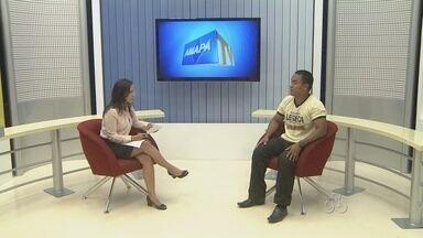 Entrevista sobre a operação Lei Seca no Amapá - Entrevista com Uescley Costa, coordenador da operação Lei Seca no Amapá.