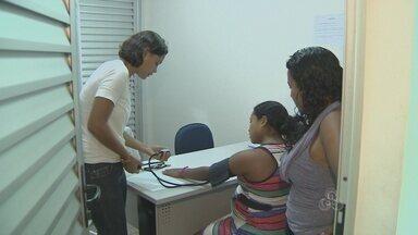 Ação intensifica atendimentos em postos de saúde de Santana - Ação da prefeitura de Santana intensifica o atendimento à população nos postos de saúde.