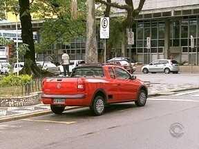 Ação da Guarda Municipal de Florianópolis visa impedir irregularidades no trânsito - Ação da Guarda Municipal de Florianópolis visa impedir irregularidades no trânsito