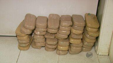 Polícia apreende 80 Kg de drogas na Rodovia Fernão Dias - Polícia apreende 80 Kg de drogas na Rodovia Fernão Dias