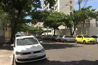 Moradores do Bairro da Pituba reclamam do aumento da violência no local - Só em 2013, foram registrados mais de cinco mil ocorrências no bairro.