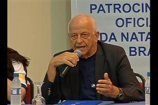 Presidente da CBDA visita Belém - Coaracy Nunes diz que capital paraense de receber atletas de outros países para treinamentos em 2014.