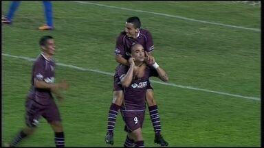 Lanús vence o Libertad na primeira partida da semifinal da Copa Sul-Americana - Assim como a Ponte, o time visitante levou a melhor e venceu o jogo por 2 a 1, no Nicolas Leoz