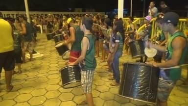 Festival do Peixe-boi de Novo Airão, no AM, recebe últimos detalhes para festa - Evento será realizado em duas noites de festa