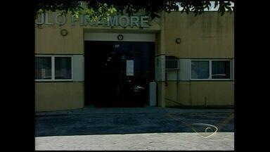Fórum de Jaguaré é invadido no Norte do ES - A polícia investiga se alguma coisa foi roubada. População diz que não é a primeira vez que tentam invadir o prédio judiciário da cidade.