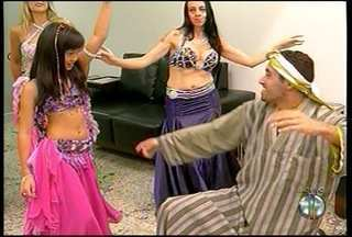 Colônia libanesa realiza festival de dança em Nova Friburgo, no RJ - Festival Dançando nas Alturas reúne diversos grupos da cidade.Programação começa nesta sexta (22) e vai até o domingo (24).