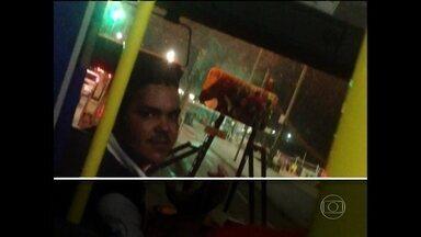 Passageira grava vídeo em que motorista de ônibus é irônico - O profissional foi afastado para treinamento e reintegrado à equipe mais tarde