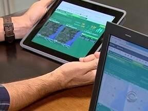 Projeto catarinense inovador fica em segundo lugar em concurso internacional - Projeto catarinense inovador fica em segundo lugar em concurso internacional