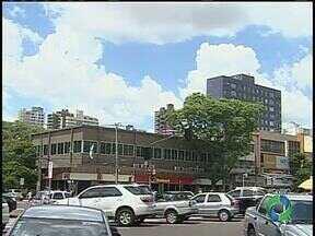Temperatura chega a 34ºC em Maringá - Nos últimos dias termômetros registraram as temperaturas mais altas do ano