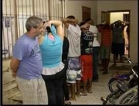 Operação impacto prende mais 13 pessoas em Valadares - 51 mandados de prisão foram cumpridos.