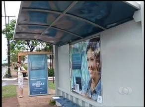 Prefeitura suspende contrato com empresa responsável pelos pontos de ônibus de Palmas - Prefeitura suspende contrato com empresa responsável pelos pontos de ônibus de Palmas