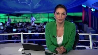 Presidente do STF determina a prisão de mais 4 condenados no julgamento do mensalão - O ministro Joaquim Barbosa determinou as prisões nesta quinta-feira (05). Direto da Costa do Sauípe, o JN vai mostrar como será o sorteio dos grupos da Copa do Mundo 2014.