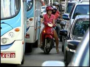 Prefeitura de Pará de Minas contrata empresa para avaliar trânsito urbano - Número de acidentes de motos é uma das preocupações.Trabalho de levantamento deve durar cinco meses e apontará melhorias.