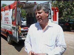 JA 2ª Edição mostra quantas ambulâncias do Samu estão funcionando em Palmas - JA 2ª Edição mostra quantas ambulâncias do Samu estão funcionando em Palmas
