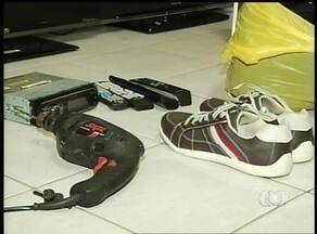 População de Palmas está revoltada com a onda de furtos - População de Palmas está revoltada com a onda de furtos