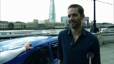 AutoEsporte homenageia Paul Walker - O ator da franquia ' Velozes e Furiosos' conta em uma entrevista exclusiva a história de sua paixão por carros.