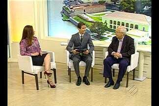 Ivo Amaral comenta os destaques do esporte (13) - Confira os destaques do esporte paraense no programa Bom Dia Pará