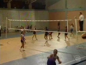 Eurípedes Aguiar venceu por 3 sets a 0 o Mulheres de Areia - Eurípedes Aguiar venceu por 3 sets a 0 o Mulheres de Areia