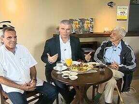 'Botequim do Maurício' recebe Paulo Sant'Ana e Mazaropi neste sábado (14) - Jornalista e goleiro falam sobre o Mundial de Clubes conqusitado pelo Grêmio em 1983.