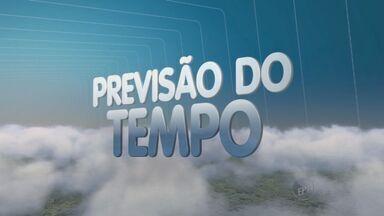 Previsão é de calor no fim de semana em Campinas e região - O final de semana na região de Campinas promete ser bastante quente. Não deve chover no sábado (14).