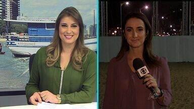 Show do Encanta Ceará conta com 20 atrações no Aterro da Praia de Iracema - Show é dia 19 de dezembro.