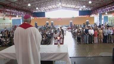 Centro de Convivência, em Manaus, completa dois anos de atividades - Cerca de dez mil pessoas são atendidas no espaço, localizado na Zona Oeste de Manaus.