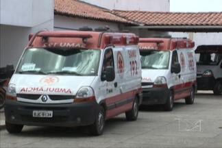Depois de 24h paralisado, SAMU volta a funcionar com 100% da frota disponível, em São Luís - Serviço de Atendimento Móvel de Urgência estava funcionando com apenas 30% da estrutura.