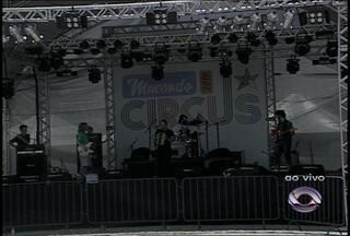 Festival Macondo Circus têm shows gratuitos em Santa Maria, RS - Os shows e as atividades culturais ocorrem, neste fim de semana, na Gare da Estação Férrea em Santa Maria, RS.