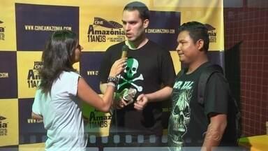 ZAPPEANDO:Confira um bate papo com dois cineastas que aconteceu em Porto Velho, RO - Parceria formada por um cineasta francês e um indígena resulta em prêmios na 11ª edição do Fest Cine Amazônia.