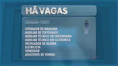 PAT de Ribeirão Preto oferece vagas de emprego - Posto fica localizado Avenida Santa Luzia, 203.