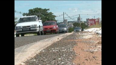 Polícia Rodoviária faz operação em estradas estaduais durante as festas de fim de ano - Risco de acidentes aumenta nessa época do ano