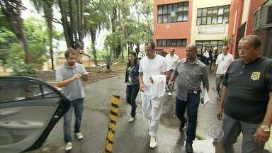 Condenados no mensalão chegam a penitenciárias na Grande BH - O ex-deputado Romeu Queiroz vai cumprir pena em Ribeirão das Neves.