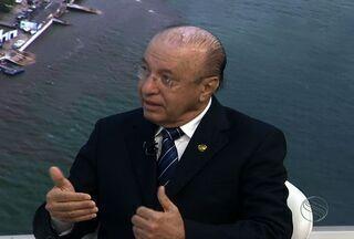 Senador Valadares faz balanço de ano legislativo - Senador Antônio Carlos Valadares fala sobre drogas e orçamento público.