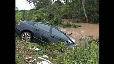 Um casal e uma criança de nove meses morreram em um acidente em MT - Um casal e uma criança de nove meses morreram em um acidente entre os municípios de Sinop e Cláudia, no norte de Mato Grosso.
