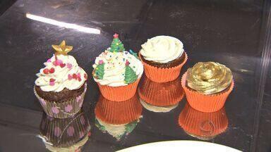 Confira uma receita fácil e gostosa de cupcake. - Confira uma receita fácil e gostosa de cupcake.