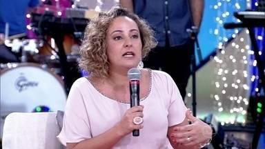 Fabiana Lobo diz que existe treinamento para se tornar otimista - Neurolinguista diz: 'Dá para você convencer o seu cérebro'
