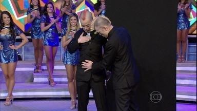 Domingão relembra as melhores atrações internacionais de 2013 - Veja a reunião de astros que fizeram coisas incríveis no palco do programa