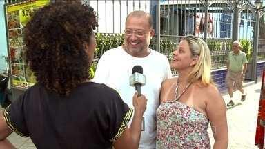 Aline Prado vai às ruas saber quais tipos de mulheres a galera conhece - As pessoas reconheceram os tipos femininos