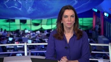 JN destaca o desrespeito dos postos de gasolina à lei - Postos continuam vendendo combustível em garrafas e sacos plásticos. Táxis podem ser proibidos de circular nas faixas exclusivas no corredor para ônibus em São Paulo. Preços do que é vendido na areia e orla disparam no Brasil.