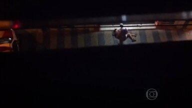 MP recebe imagens de abordagem policial violenta em Campinas (SP) - Grupo de Atuação Contra o Crime Organizado abriu investigação sobre a ação dos dois policiais militares.