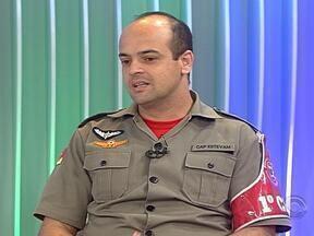 Capitão do Corpo de Bombeiros de Porto Alegre fala sobre choque elétrico - Choques elétricos continuam causando mortes no RS.