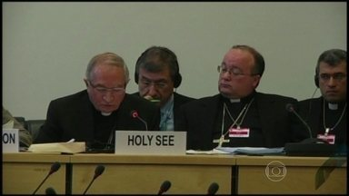 Vaticano presta contas na ONU sobre abuso sexual contra crianças - O vaticano admitiu que não existe desculpa para os casos de exploração e violência. É a primeira vez na história que o Vaticano presta contas. Muitas vítimas foram à Genebra acompanhar a audiência.